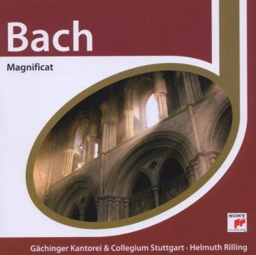 Bild 1: Bach, Magnificat, BWV 243/Matthäus-Passion, Johannes-Passion/'Hohe Messe' (Sony/Esprit, 2006) (Gächinger Kantorei & Collegium Stuttgart/Bach-Collegium Stuttgart/Helmuth Rilling)