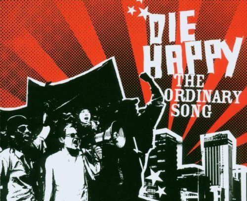 Фото 1: Die Happy, Ordinary song (2006; 2 tracks)