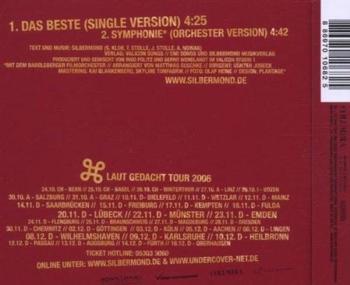 Bild 2: Silbermond, Das Beste (2006; 2 tracks)