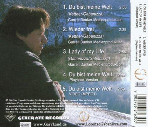 Bild 2: Lorenzo Gabanizza, Du bist meine Welt (2007)