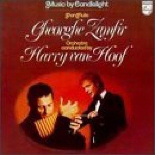 Bild 1: Gheorghe Zamfir, Music by candlelight (1978/79, & Harry van Hoof)