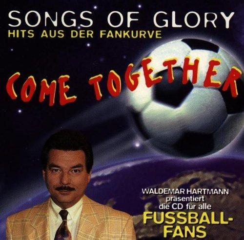 Bild 1: Bernie Paul, Songs of glory-Hits aus der Fankurve (& Friends, 1996, incl. 'Come together')
