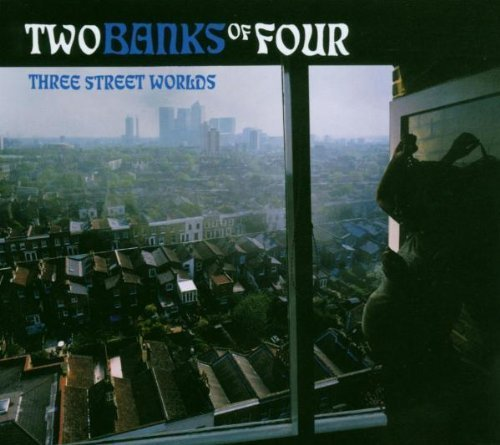 Bild 1: Two Banks of Four, Three street worlds (2003, digi)