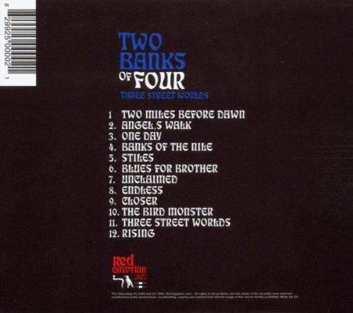 Bild 2: Two Banks of Four, Three street worlds (2003, digi)
