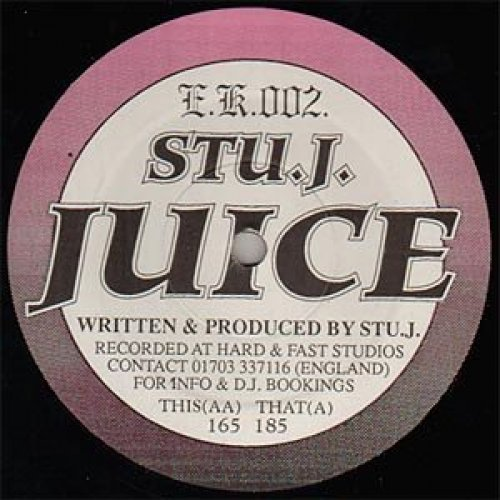 Bild 1: Stu. J., Juice (UK)