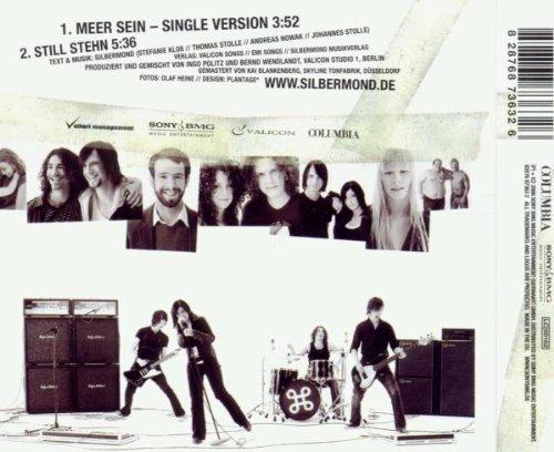 Bild 2: Silbermond, Meer sein (2006; 2 tracks)