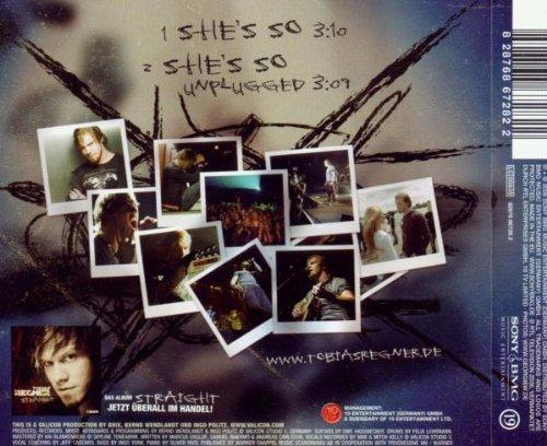 Bild 2: Tobias Regner, She's so/Unplugged (2006)