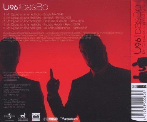 Bild 2: U96, Mr. Dj put on the red light (2006, feat. Das Bo)