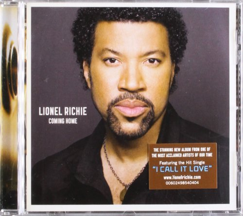 Bild 1: Lionel Richie, Coming home (2006)