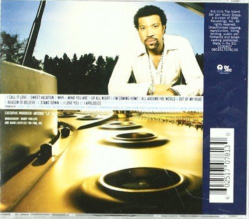 Bild 2: Lionel Richie, Coming home (2006)