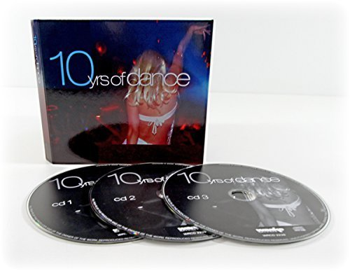 Bild 2: 10 Yrs of Dance (30 tracks, 2005), Axwell, Maurice Josuah ft. Liquid Soul, Paraiso, William Rosario, Osio, George Morel & Brian Bristol..
