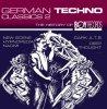 German Techno Classics 2-The History of Boy Records, New Scene, O, Naomi, Dark A.T.8, Deep Thought, Greyhound, Greenforce, Nectar..