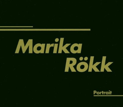 Bild 1: Marika Rökk, Portrait (18 tracks)