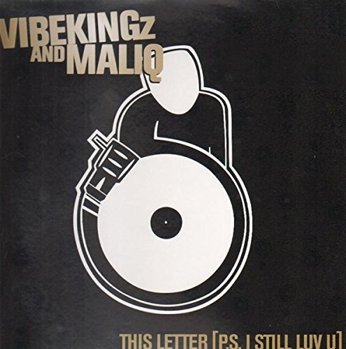 Bild 1: Vibekingz, This letter.. (7 versions, 2006, & Maliq)