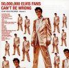 Elvis Presley, 50,000,000 Elvis fans can't be wrong-Elvis' gold records 2 (20 tracks, 1997)