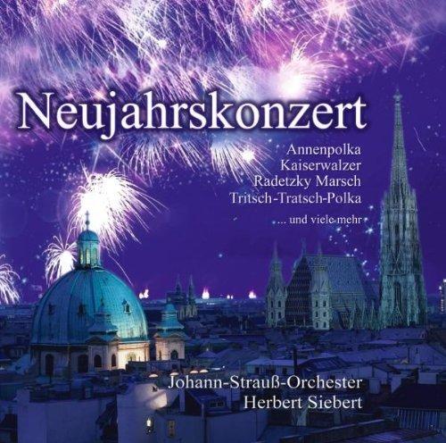 Bild 1: Neujahrskonzert 1998, Johann-Strauß-Orchester/Herbert Siebert