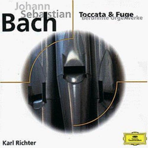 Bild 1: Bach, Toccata & Fuge-Berühmte Orgelwerke (DG, 1964-80) (Karl Richter)