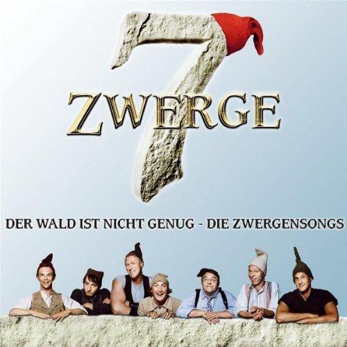 Bild 1: 7 Zwerge-Der Wald ist nicht genug (2006, enhanced), Die Zwergensongs