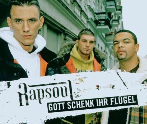 Bild 1: Rapsoul, Gott schenk ihr Flügel (2006; 2 tracks)