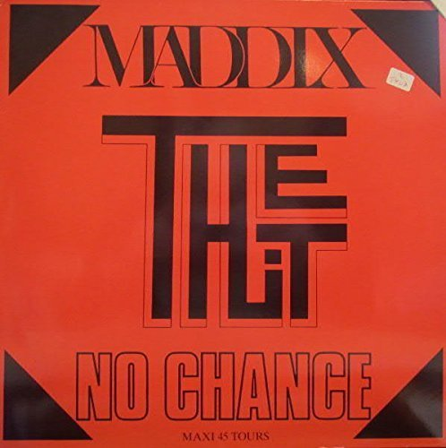 Bild 1: Corinne Maddix, Hit (no chance; 1990)