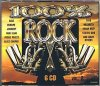 100% Rock 2 (6CDs), Europe, Ram Jam, Meat Loaf, Judas Priest, Alice Cooper, The Outfield, Journey, Ufo..