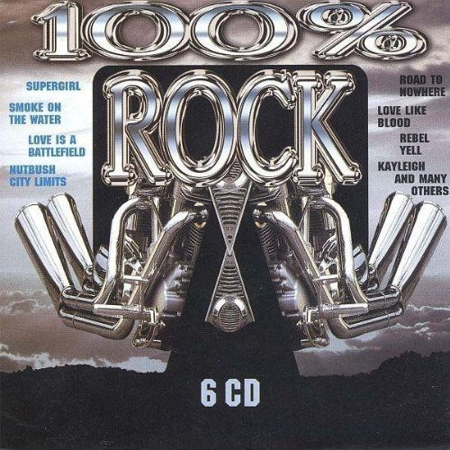 Bild 1: 100% Rock (6CDs), Golden Earring, Meredith Brooks, Uriah Heep, Greg Kihn Band, Blind Melon..