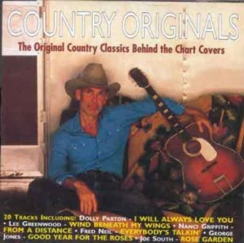 Bild 1: Country Originals-The orig. Classics behind the Chart Covers, Dolly Parton, Willie Nelson, Kris Kristofferson, John Harford, Fred Neil, Brenda Lee, Faron Young (1994)