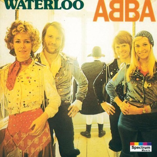 Bild 1: Abba, Waterloo (1974/93, Spectrum)