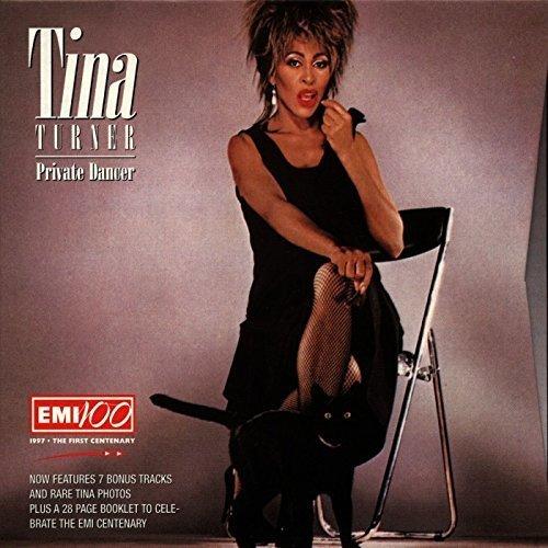 Bild 1: Tina Turner, Private dancer (1984; 17 tracks)