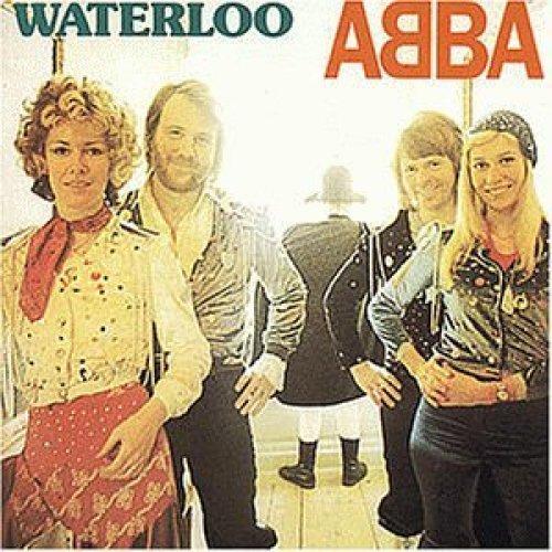 Bild 1: Abba, Waterloo (1974/97, digitally remastered)