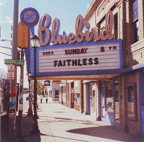Bild 1: Faithless, Sunday 8pm (1998, UK)
