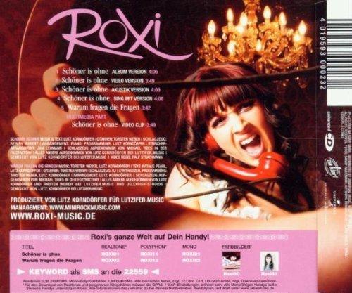 Bild 2: Roxi, Schöner is ohne (2006)