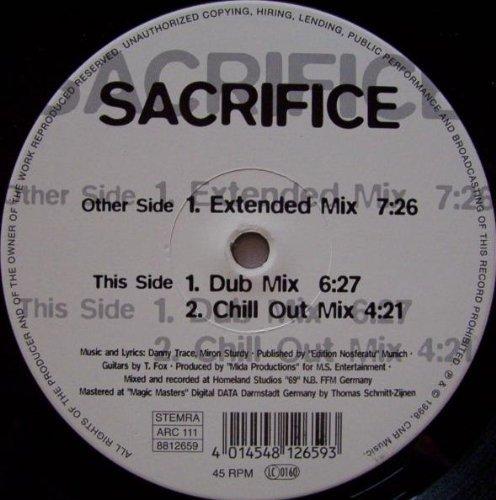 Bild 1: Sacrifice, Sacrifice (1998)