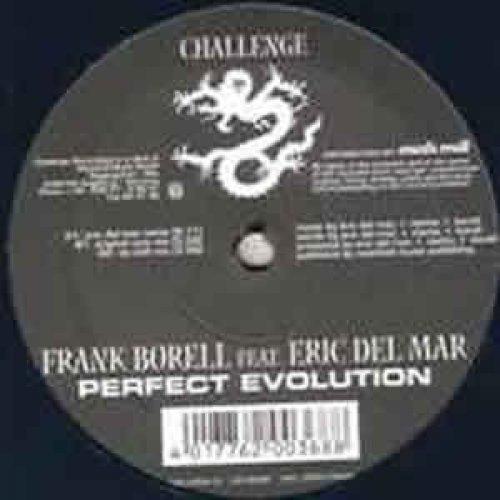 Bild 1: Frank Borell, Perfect evolution (Eric Del Mar Remix/Orig. Club/Da Chill Mixes, feat. Eric Del Mar)