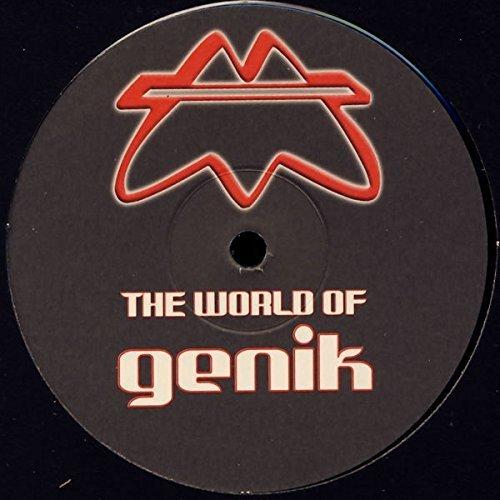 Bild 1: Molella, World of genik (no further label info., #b148314-01)