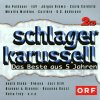 Schlager Karussell-Das Beste aus 5 Jahren (32 tracks, ORF), Brunner & Brunner, G.G. Anderson, André Stade, Jazz Gitti, Tops, Ireen Sheer, Petra Frey, Dennie Christian..
