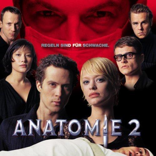 Bild 1: Anatomie 2 (2003), Marius Ruhland, Primal Scream, Oasis..