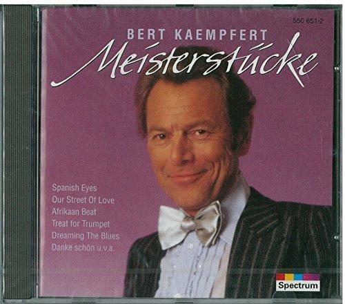Image 2: Bert Kaempfert (Orch.), Meisterstücke (compilation, 14 tracks)
