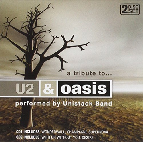 Bild 1: U2, A tribute to U2 & Oasis performed by Unistack Band (29 tracks)