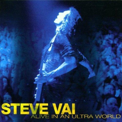 Bild 1: Steve Vai, Alive in an ultra world (2001)