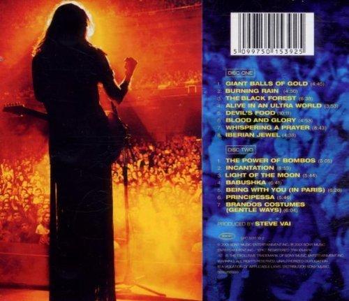 Bild 2: Steve Vai, Alive in an ultra world (2001)