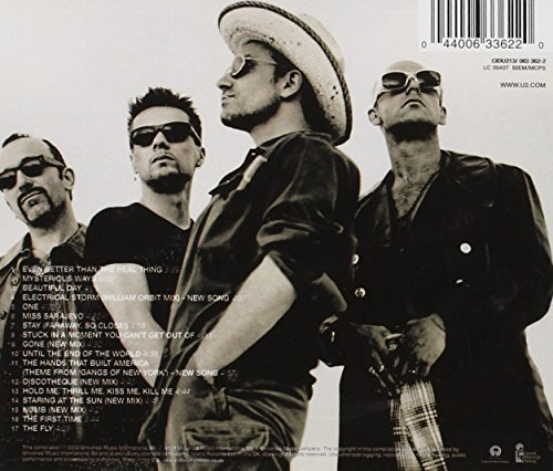 Bild 2: U2, Best of 1990-2000 (#633622)
