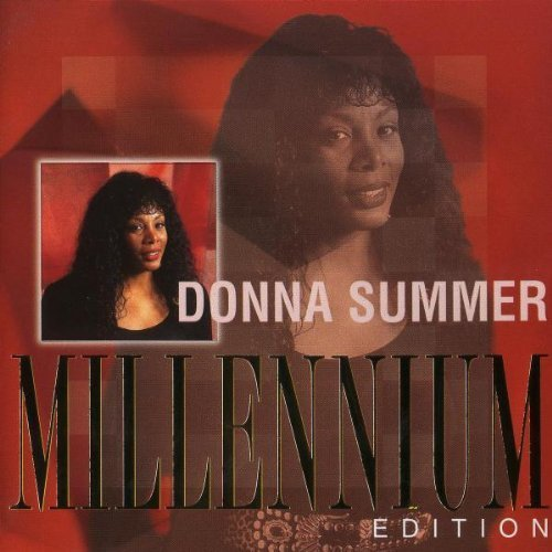 Bild 1: Donna Summer, Millennium (compilation, 18 tracks, 1975-87/2000)