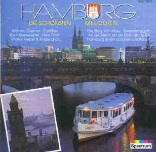 Image 1: Hamburg-Die schönsten Melodien (14 tracks), Richard Germer, Carl Bay, Addi Münster, Walter Riepel, Knut Kiesewetter..