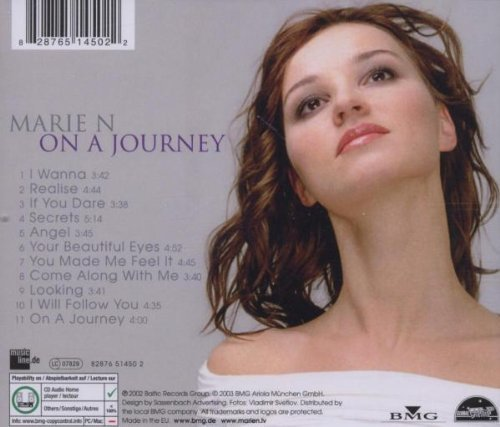 Bild 2: Marie N, On a journey (2003)