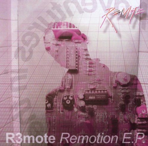 Bild 1: R3mote, Remotion EP (2003, UK)