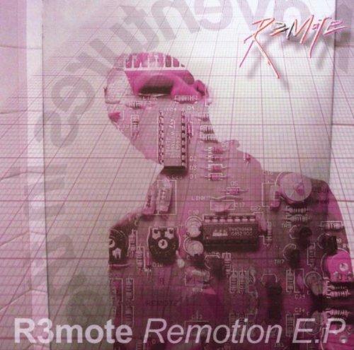 Bild 1: R3mote, Remotion EP (2003, UK)