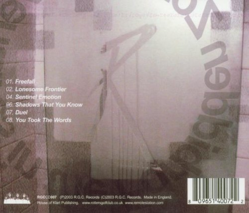 Bild 2: R3mote, Remotion EP (2003, UK)
