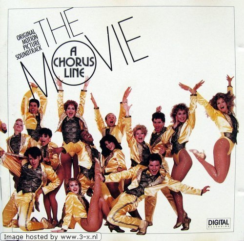 Bild 1: A Chorus Line-The Movie (1985), Original motion picture soundtrack
