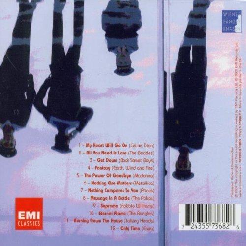 Bild 2: Wiener Sängerknaben, Goes pop (2002)